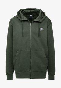 CLUB HOODIE - Zip-up hoodie - sequoia