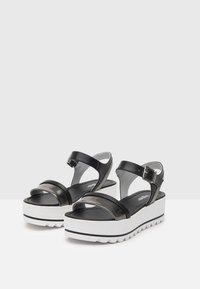 NeroGiardini - Sandals - nero - 3