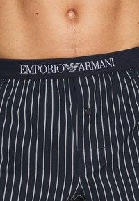 Emporio Armani - Boxershort - riga marine/bianco - 3