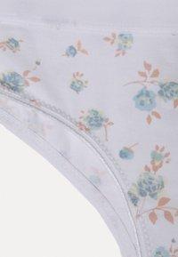 Cotton On Body - BRASILIANO 3 PACK - Braguitas - grey/white/chalky lavendar - 10