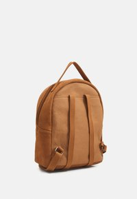 Even&Odd - LEATHER - Rucksack - cognac - 1