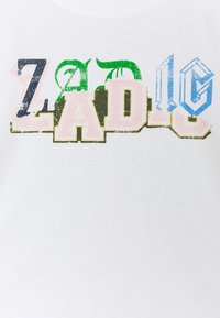Zadig & Voltaire - SHORT SLEEVES - Print T-shirt - off-white - 2