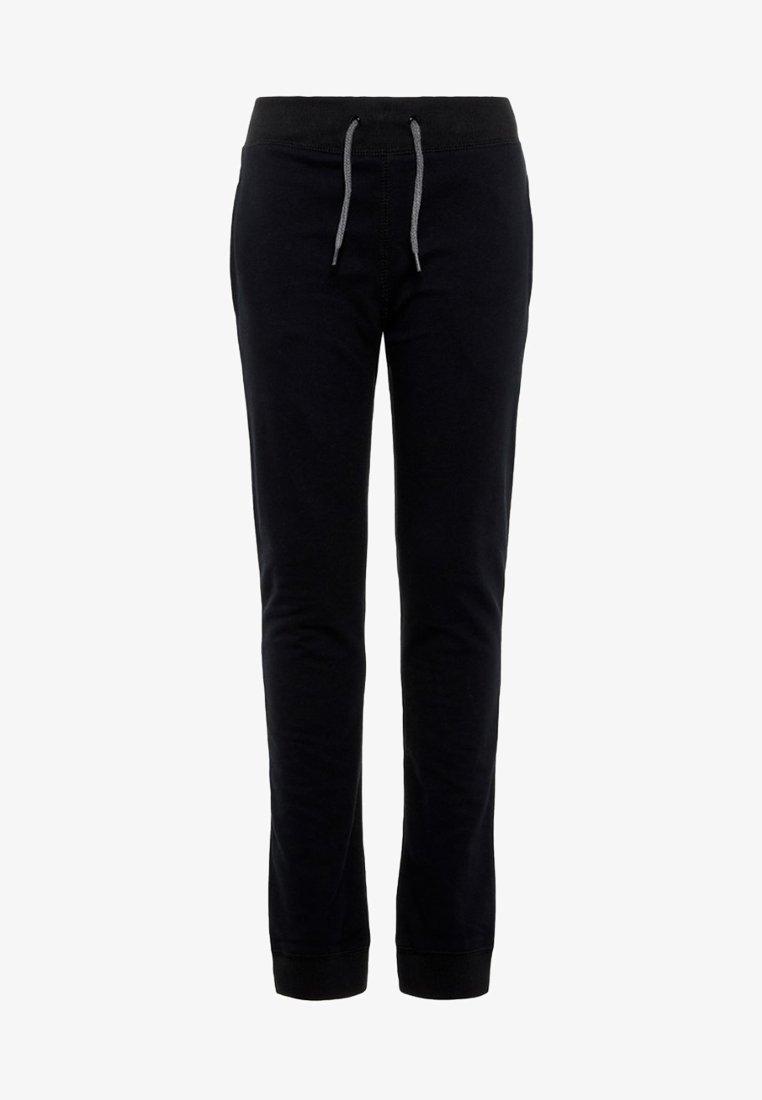 Name it - NKMSWEAT - Trousers - black