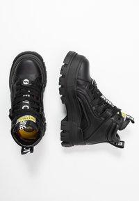 Buffalo - ASPHA MID - Ankle boots - black - 3