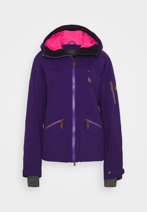 WOMEN'S ZERMATT JACKET - Ski jacket - purple