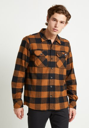 SACRAMENTO - Camicia - brown duck