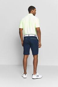 adidas Golf - SPORT - Sportovní kraťasy - collegiate navy - 2