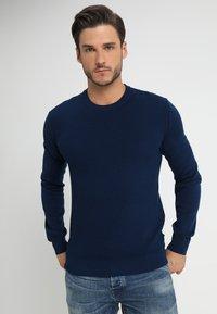 Matinique - TRITON - Pullover - estate blue - 0
