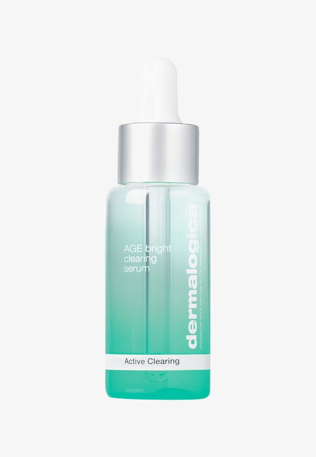 AGE BRIGHT CLEARING SERUM  - Serum - -