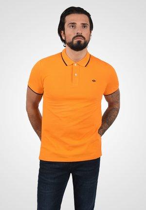 Polo shirt - carrot orange