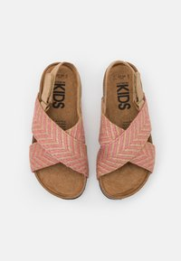 Cotton On - THEA CROSSOVER - Sandals - marshmallow/pink - 3