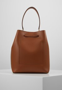 Lauren Ralph Lauren - SUPER SMOOTH DEBBY - Handbag - tan/monarc - 2