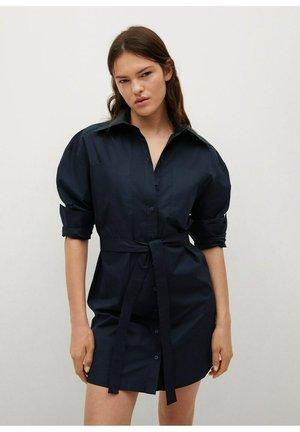 Shirt dress - bleu marine foncé