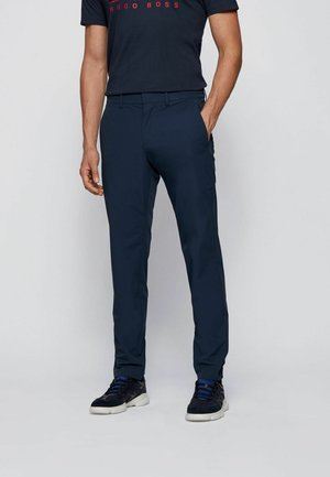 SPECTRE MONO - Trousers - dark blue