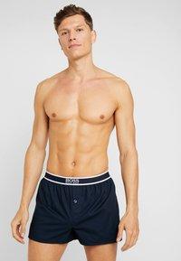 BOSS - 2 PACK - Boxer shorts - light/pastel blue - 0