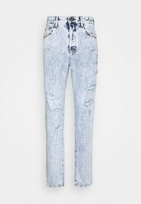 Just Cavalli - PANTALONE - Džíny Straight Fit - blue denim - 5