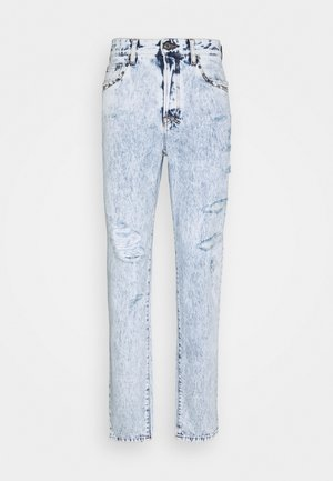 PANTALONE - Džíny Straight Fit - blue denim