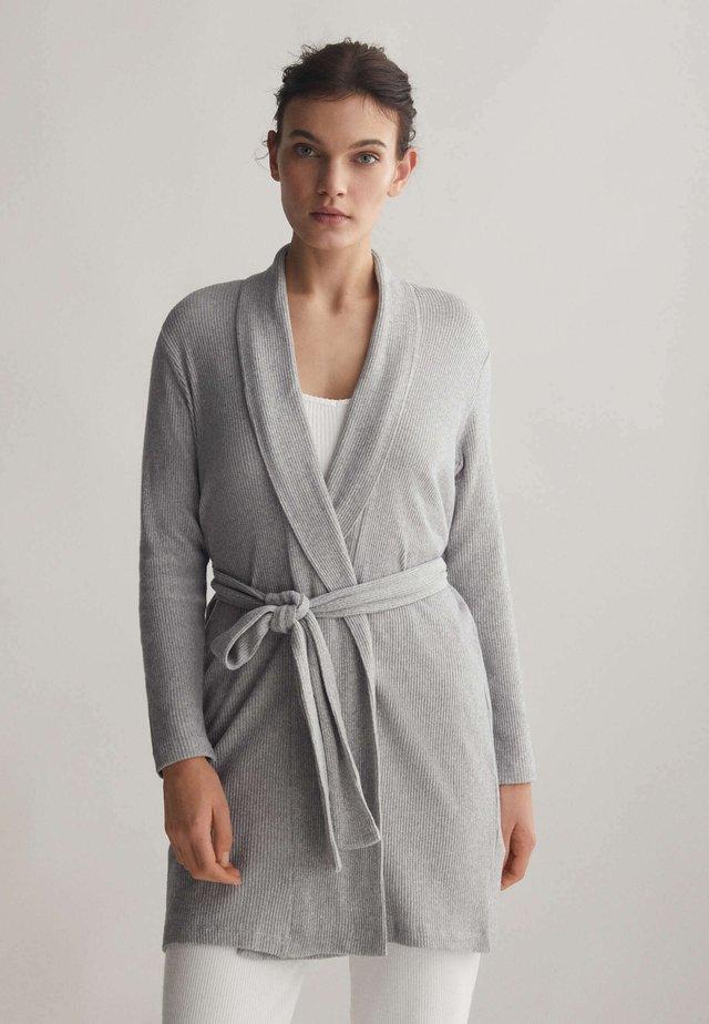 COMFORT FEEL - Accappatoio - light grey