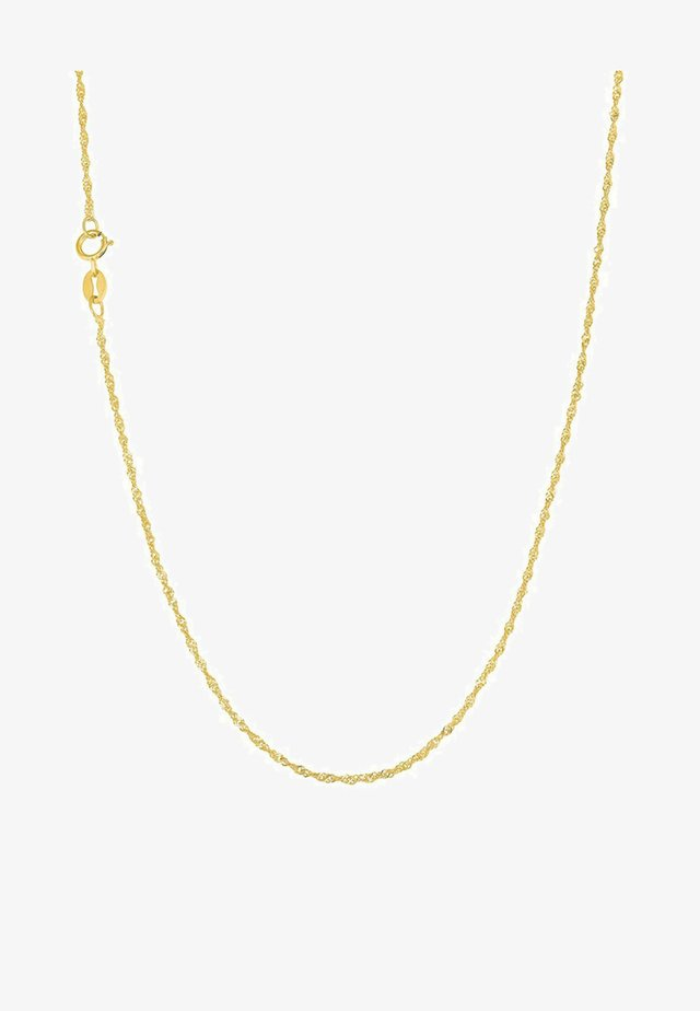 SINGAPURGLIEDERUNG - Necklace - gold