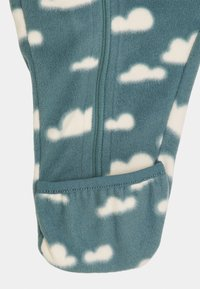 Lindex - OVERALL UNISEX - Jumpsuit - dusty turquoise - 3