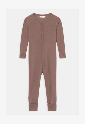 FOOT UNISEX - Pyjama - berry