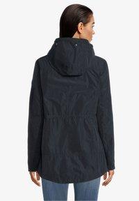 Gil Bret - MIT KAPUZE - Light jacket - dunkelblau - 2
