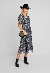 Mavi - PRINTED LONG DRESS - Maxi dress - navy blazer - 1