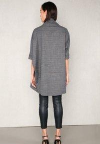 jeeij - Summer jacket - grey meliert - 2