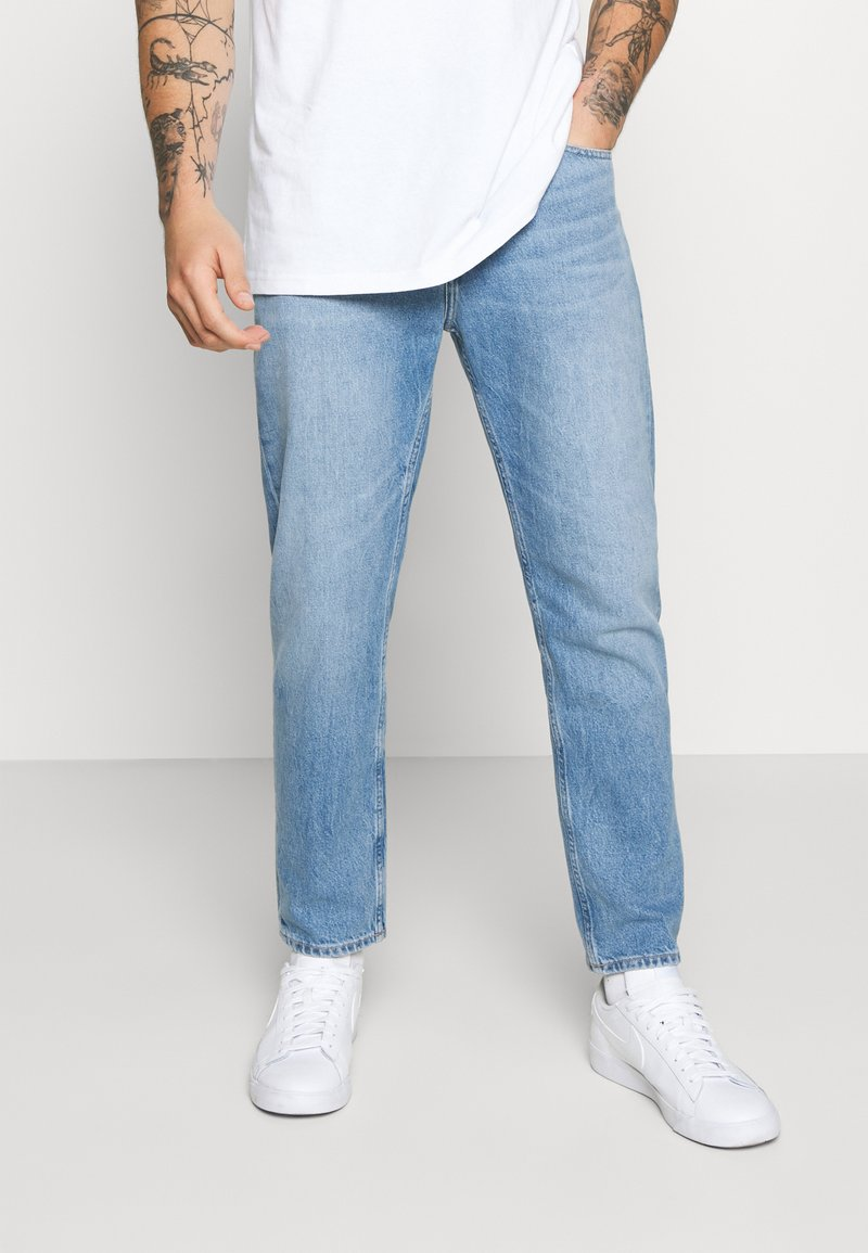 Tommy Jeans - DAD JEAN STRAIGHT - Jeans a sigaretta - light blue