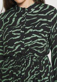 Kaffe Curve - ZALA DRESS - Day dress - black - 4