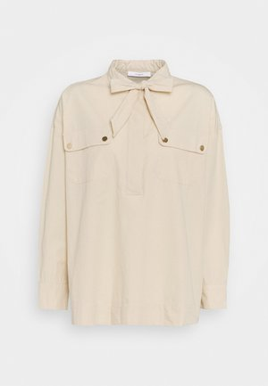 SALIMA - Long sleeved top - creme brulee
