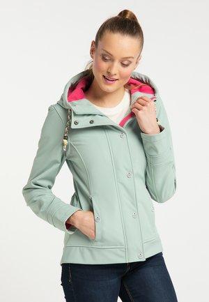 ANORAK - Outdoor jacket - smoke mint