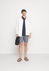 Selected Homme - SLHISAC - Shorts - navy blazer - 1