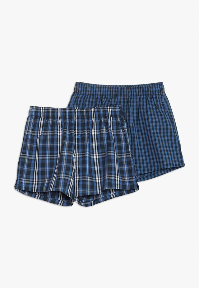 2 PACK - Boxer shorts - blue