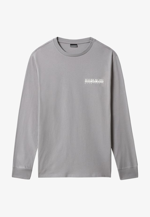 BEATNIK - Pitkähihainen paita - grey gull
