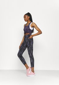 Sweaty Betty - GRAVITY 7/8 RUNNING LEGGINGS - Leggings - black - 1
