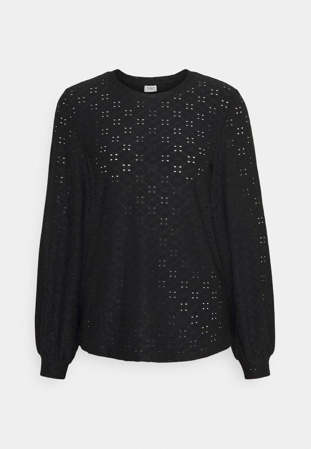 JDYCATHINKA BELLSLEEVE  - Långärmad tröja - black