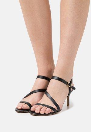 LANDYN - Sandals - black