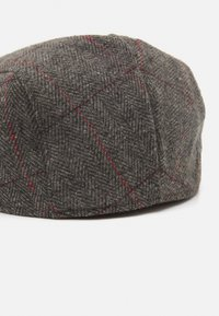 Burton Menswear London - FLAT - Cap - grey - 3