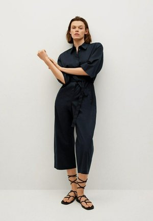 BOY - Jumpsuit - navy