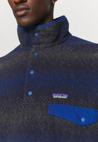 Patagonia - SYNCH SNAP - Fleece jumper - new navy - 4