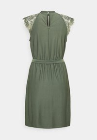 Vero Moda - VMMILLA SHORT DRESS - Cocktail dress / Party dress - laurel wreath - 1
