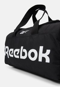 Reebok - ACT CORE GRIP UNISEX - Sportväska - black/white - 4