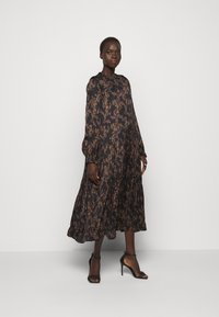 Bruuns Bazaar - ROSELLA DRESS - Day dress - black - 0