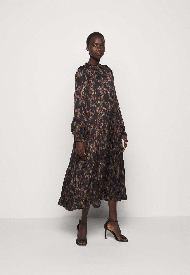 Bruuns Bazaar - ROSELLA DRESS - Day dress - black