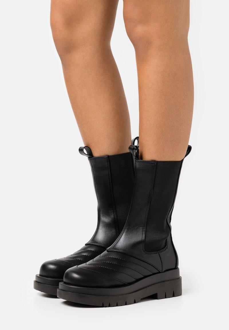 RAID - ADALEE - Platåstøvler - black