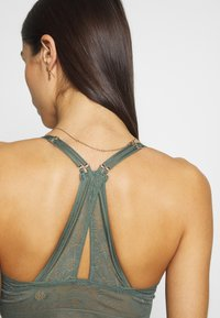 aerie - POP STRAPPY PAD - Bustier - royal palm - 4
