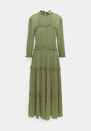 JANEY DRESS - Korte jurk - green