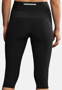 Anita - CAPRI  FITNESS - 3/4 sports trousers - schwarz - 1