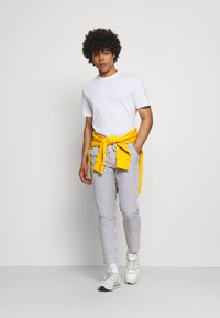 Only & Sons - ONSARNE LIFE TEE - Printtipaita - white - 1